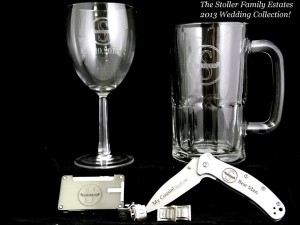 Engraved Wedding Collection